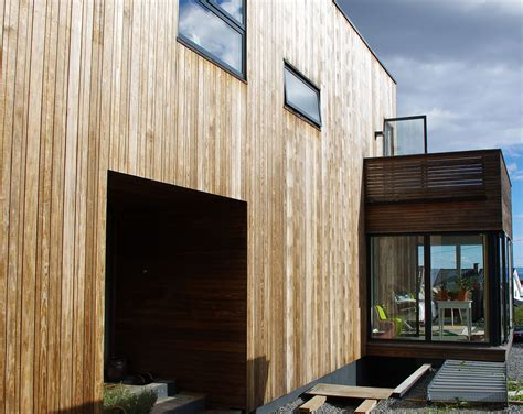 old 76 house 76 year old funkis home in norway gets a passive house makeover kebony syp passive