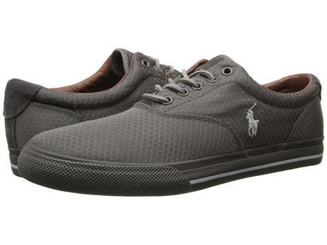 polo ralph vaughn in gray for lyst