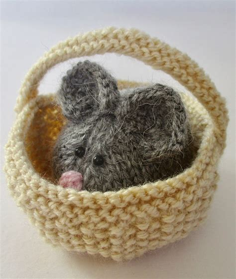 mouse knitting pattern mice knitting patterns in the loop knitting