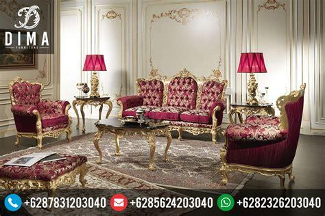 Sofa Ruang Tamu Klasik furniture jepara sofa ruang tamu klasik mewah terbaru duco