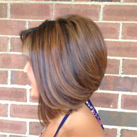 bob hair lowlights 155 best hair styles and updo for wedding women over 50