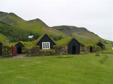 environmental houses les maisons traditionnelles islandaises