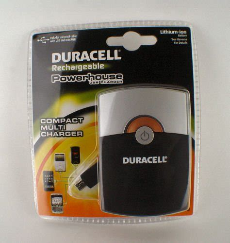 duracell cell phone charger duracell powerhouse charger review the gadgeteer