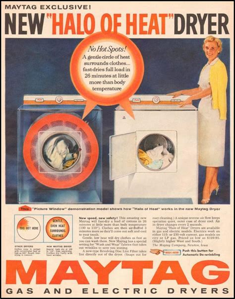 Soft Whirlpool 1959 by 162 Best Images About Advertising On Hires
