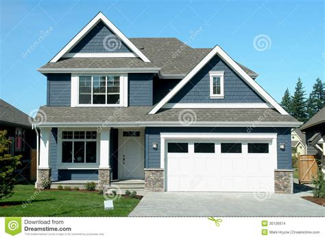 Traditional House Designs by Blue House Home New Stock Photo Image Of Chilliwack