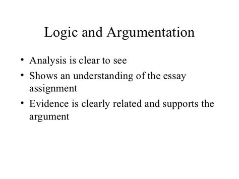 Essay On Is Stronger Than by To A Strong Analytical Essay