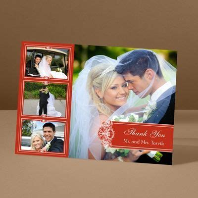50 best images about Wedding   Thank You Cards on