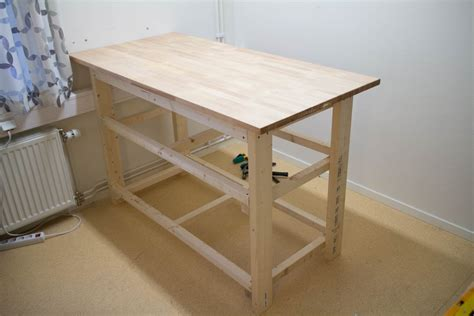 build your own work bench building a workbench minimalistic pc s