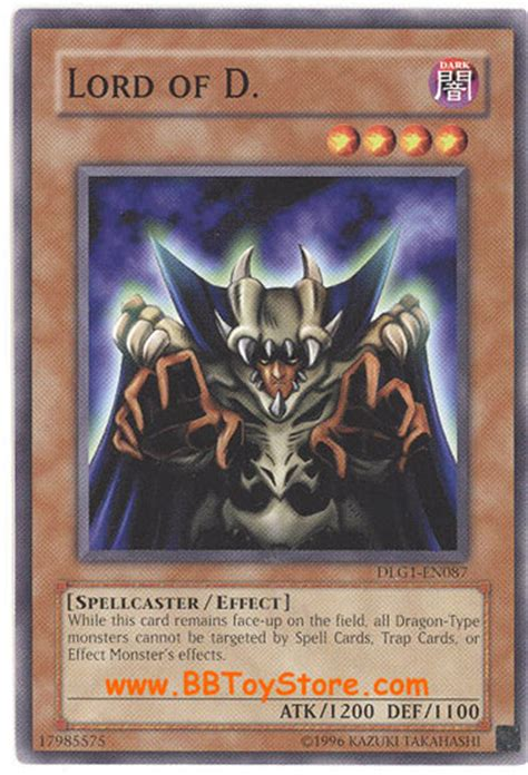 Kartu Yugioh Protector Of Throne yu gi oh card dlg1 en087 lord of d common bbtoystore toys plush trading cards