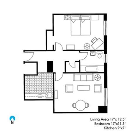 northwestern graduate housing mcmanus one bedroom northwestern student affairs