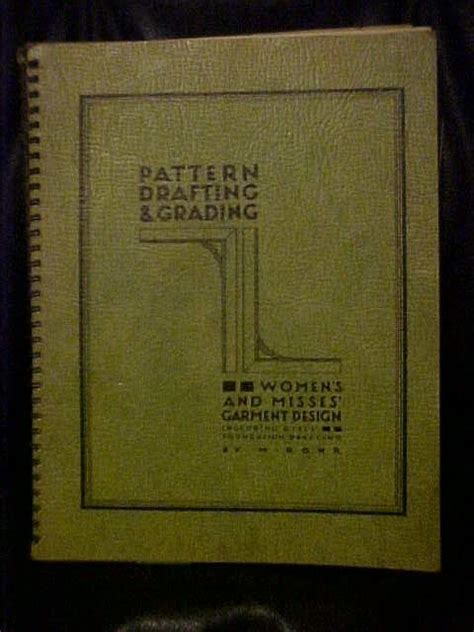 garment pattern grading books 1000 images about books vintage sewing fashion design