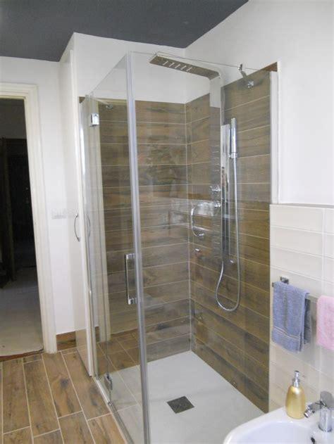box doccia legno 7 best bagno effetto legno images on ali
