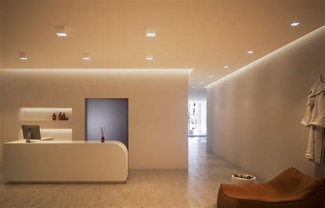 led per controsoffitti light faretto da incasso by olev by clm illuminazione