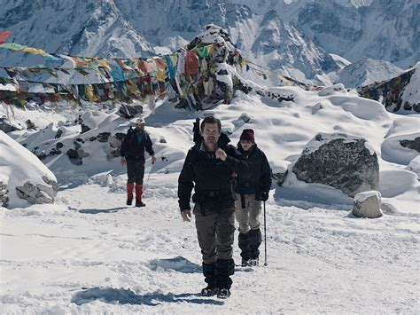 film everest location filming quot everest quot on mount everest locationshub