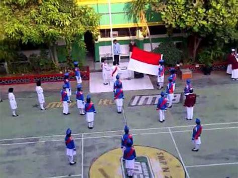 Demi Sang Merah Putihtati Susilawati paskibra smp n 264 jakarta pengibaran bendera merah putih hut ri ke 67 quot 17 08 2012 quot