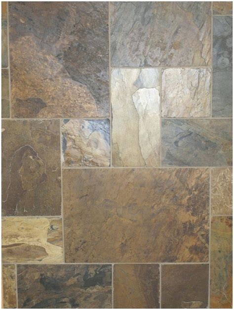 slate tiles for bathroom floor 17 best images about hallway on travertine