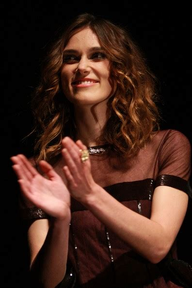 Keira Knightly In Chanel At Tiff For Atonement Premiere In Canada by Quot Atonement Quot Tiff Premiere Zimbio
