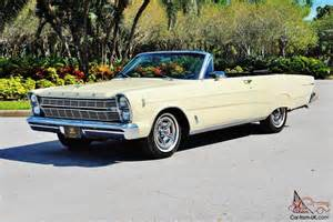 How To Make Car Interior Quieter 1966 Ford Galaxie 500 Convertible