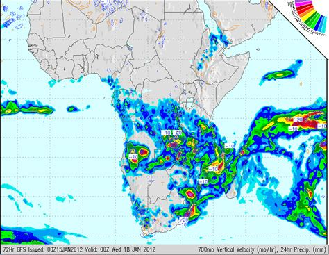 sa weather and disaster observation service update