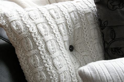 Sweater Apple Dj Diy Sweater Pillows Cozy Up
