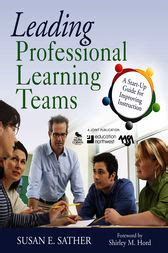 leading professional learning teams ebook by susan e sather 9781452272979