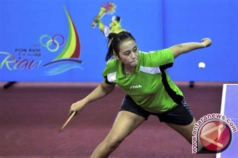 Meja Tenis Meja Di Samarinda dua atlet kaltim disiapkan berlatih di tiongkok antara news kalimantan timur