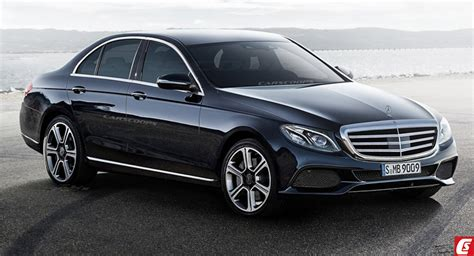 future cars 2017 mercedes e class hits the middle road