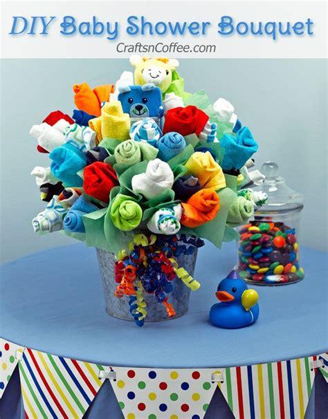 Washcloth Bouquet Baby Shower by 25 Best Ideas About Washcloth Bouquet On Wash