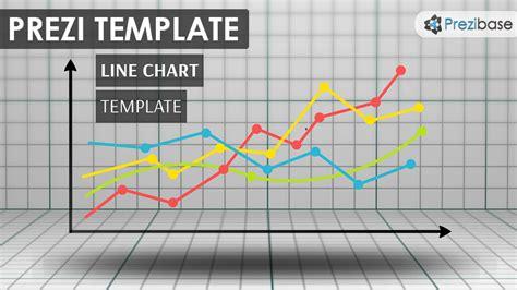 prezi templates for business free line chart prezi template prezibase