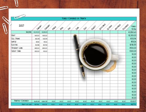 10 unique bill payment spreadsheet excel templates nswallpaper com