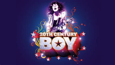 century boy 20th century boy theatre royal plymouth