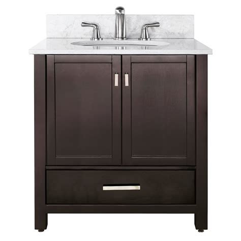 Modern Bathroom Vanities With Tops Avanity Modero 36 Quot Bathroom Vanity Espresso Free Shipping Modern Bathroom