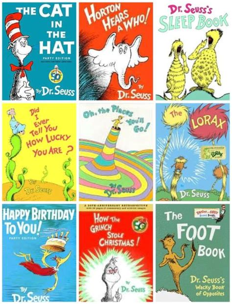 the birthday books happy birthday to you dr seuss the book vineyard