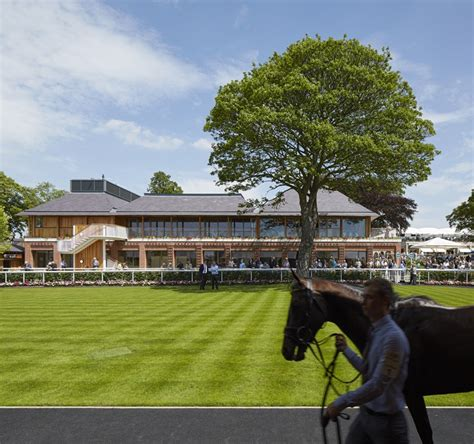 york racecourse york racecourse e architect