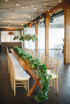 Nature Wedding Concept by Gorgeous Greenery Wedding Concept Ideas With