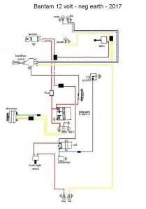 vintage 6 volt positive ground wiring diagram ford vintage free engine image for user manual