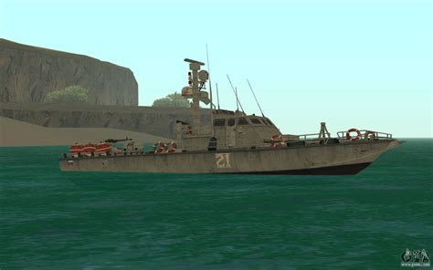 army boat games military boat from codmw3 for gta san andreas