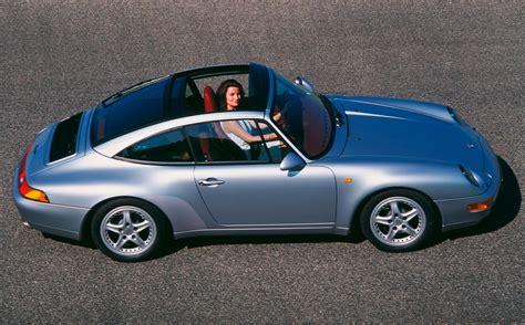 Porsche Targa 993 by Porsche 911