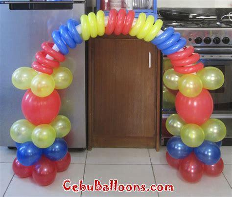 Sesame street balloon decor for cake cebu balloons and party supplies