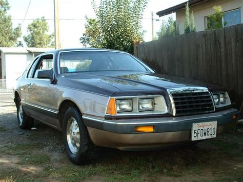 1986 Ford Thunderbird by Ashton50 1986 Ford Thunderbird Specs Photos Modification