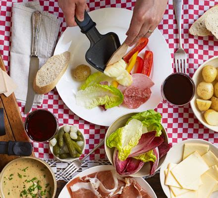 christmas food ideas for a group raclette recipe food