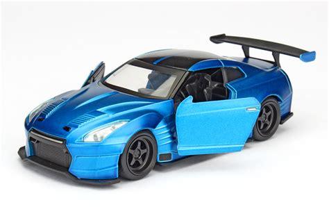 Diecast Nissan Gtr R35 Ben Spora Skala 1 24 Toys fast furious brian s nissan gt r r35 ben sopra 1 32 toys the largest diecast