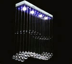 Roxanne Crystal Chandelier Reviews Nilight Tm Modern Wave Crystal Pendant Light