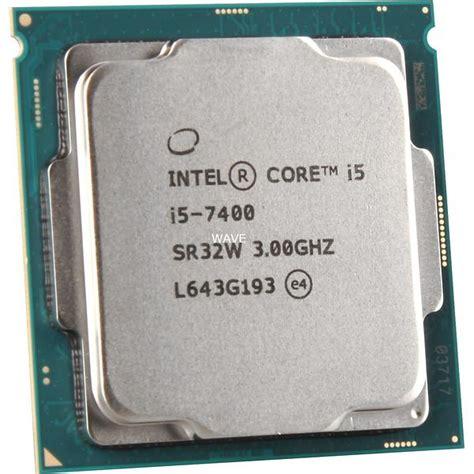 Proc Intel I5 7400 Socket 1151 Tray best deals on intel i5 7400 3 0ghz socket 1151 tray