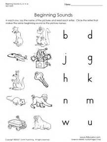 beginning sounds of d j k m w