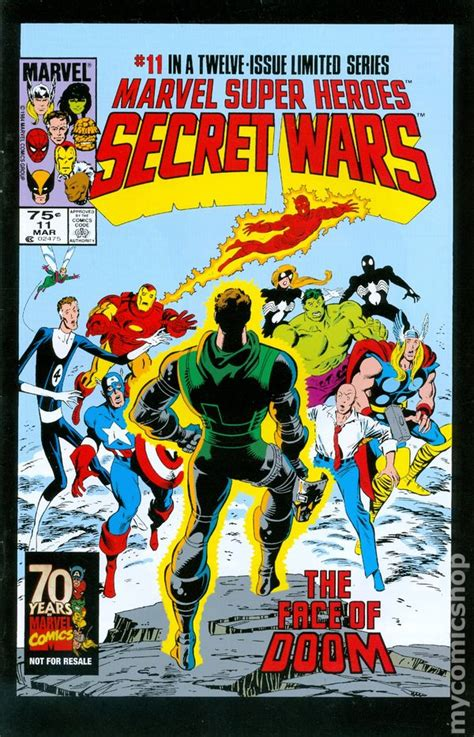 marvel super heroes secret marvel super heroes secret wars 2009 hasbro af insert comic books