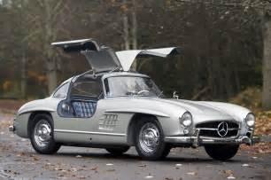1955 mercedes 300 sl coupe