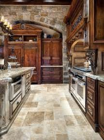 Old World Style Kitchen Cabinets by Old World Kitchen Tuscan Style Pinterest