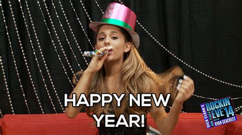 new year gif for bbm gif by new year s rockin find on giphy