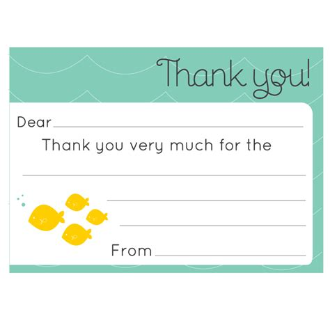 free printable thank you cards 3